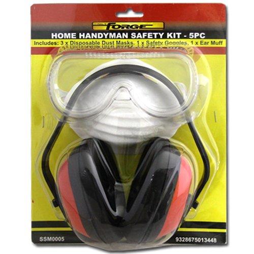 Max SSM0005 Ochranná sluchátka 27dB polstrovaná 5ks
