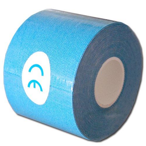 Kinesio tape Classic modrý 5 cm x 5 m