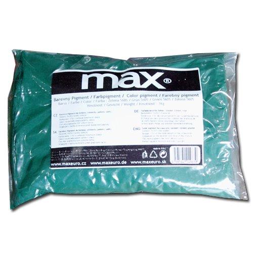 Max Práškový pigment do betonu zelený
