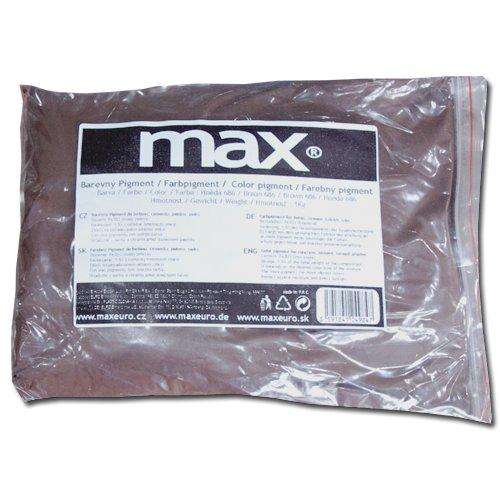 Max Práškový pigment do betonu hnědý