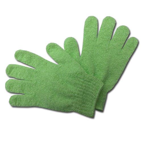 Max SPA Peelingová rukavice masážní zelené