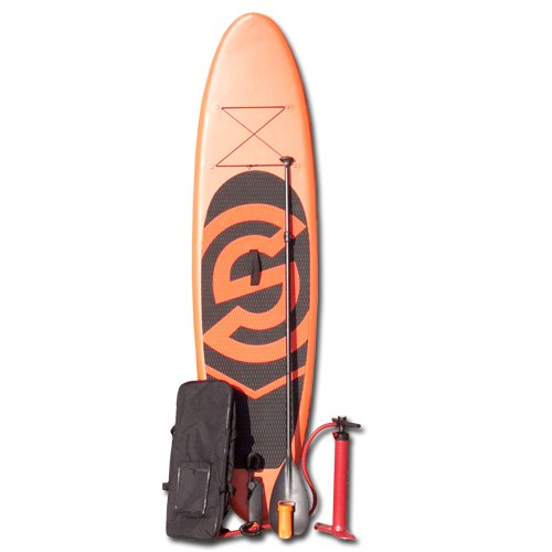 Max paddleboard All around SUP ORANGE 324 x 86 x 15 cm