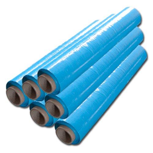 Max - strečová fólie 50cm x 23my - extra silná modrá