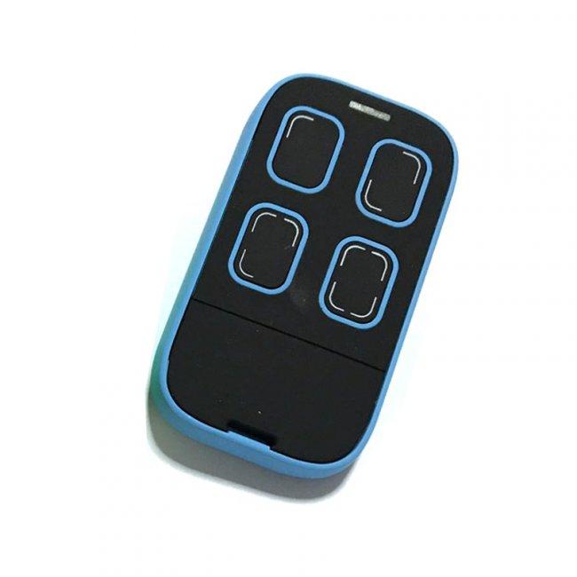 Max GATE33bl Dálkový ovladač na garážová vrata nebo brány 280/868Mhz, 4 tlačítka