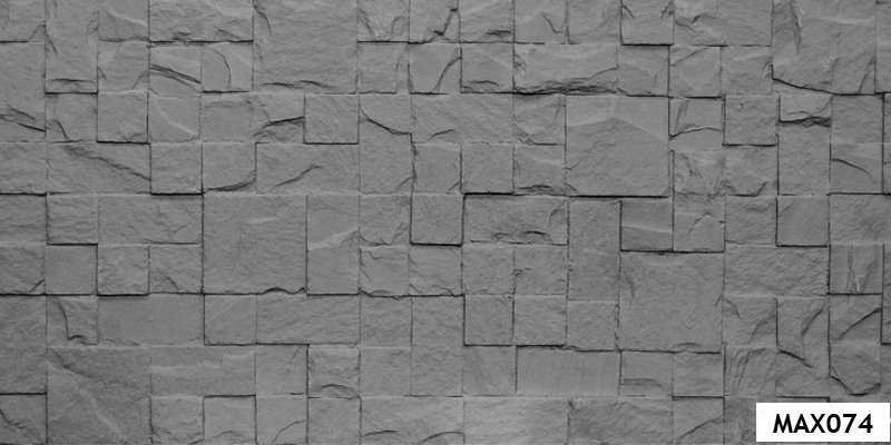 Maxwhite 074 Natural Grey Cube 580x280mm