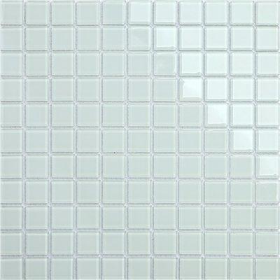 Maxwhite CH4012PM Mozaika skleněná bílá 30x30cm sklo