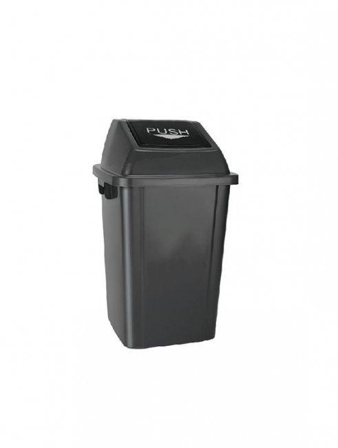 Max Koš na odpadky s víkem 40l