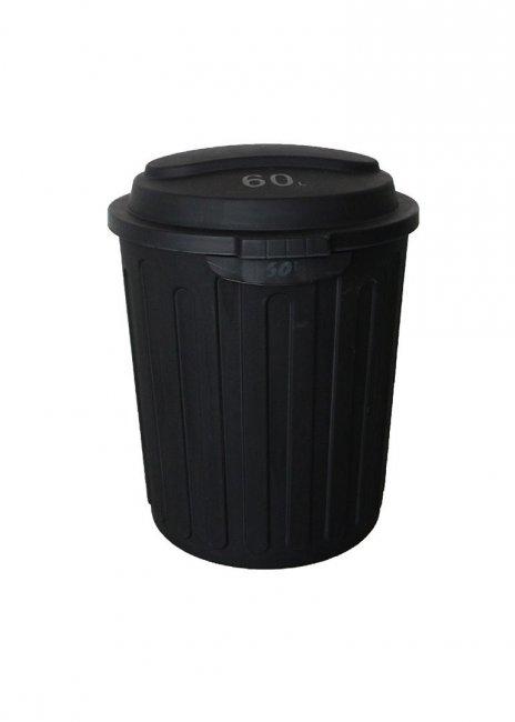 Max koš na odpadky s průmyslový 60l