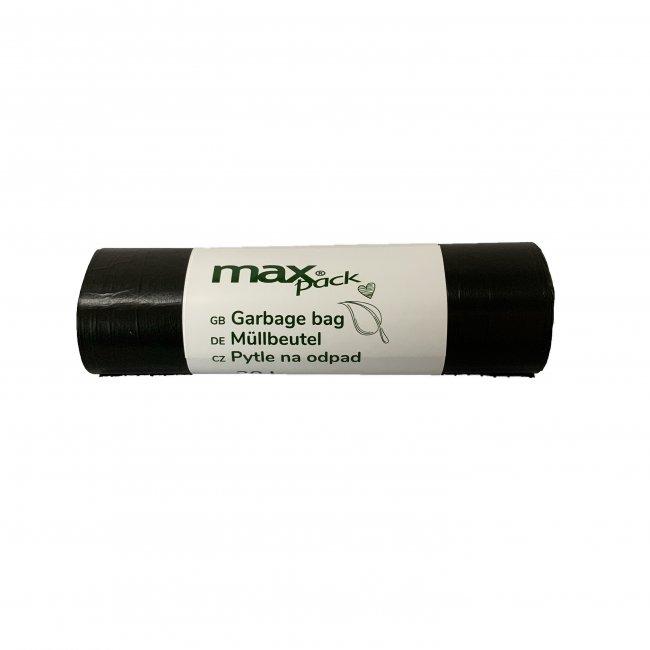 Maxpack HDPE sáčky do koše 30L 50 x 60cm 20ks (7mic)