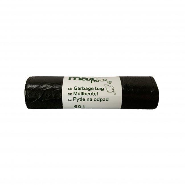 Maxpack HDPE sáčky do koše 60L 60 x 80cm 20ks (7mic)