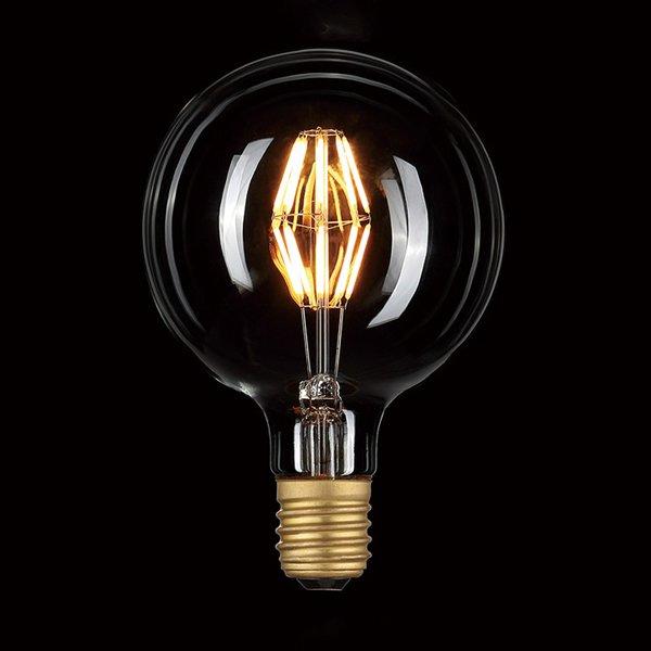 Max G150 Žárovka Edison 8W retro 14 - závit E27/ 150mm x 240mm (stmívatelná)