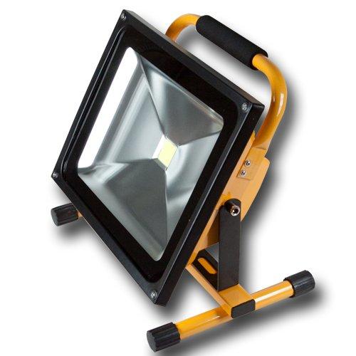Max 24764-11000 Stavební reflektor LED 50W akumulátorový