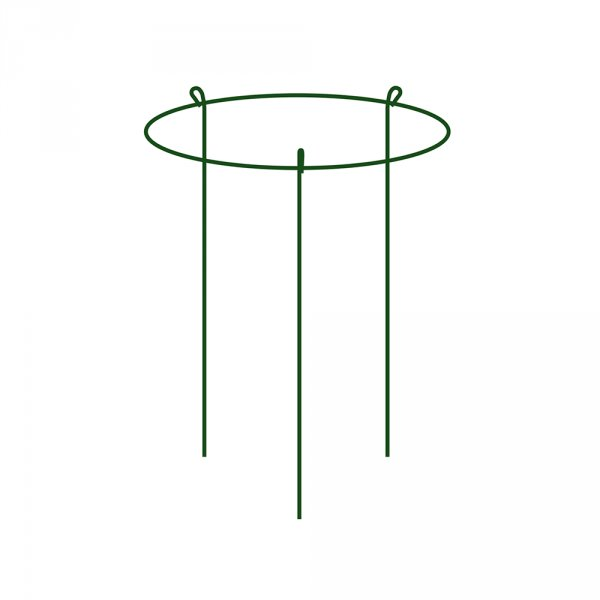 Max kruhová podpěra rostlin průměr 35 cm, výška 60cm