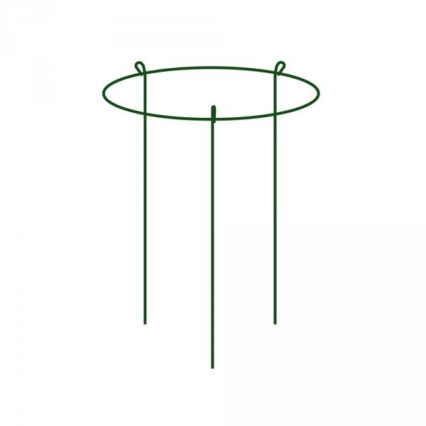 Max kruhová podpěra rostlin průměr 45 cm, výška 90cm