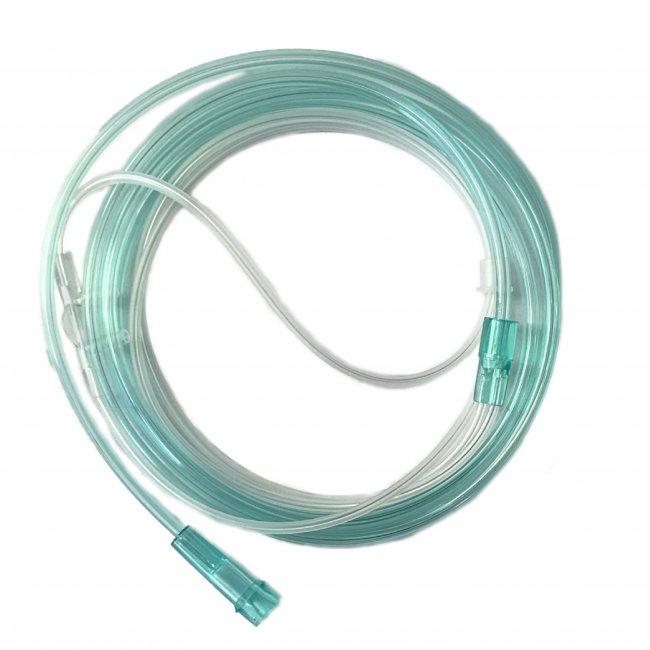 Hadička pro zavádění kyslíku nosem (kanyla)