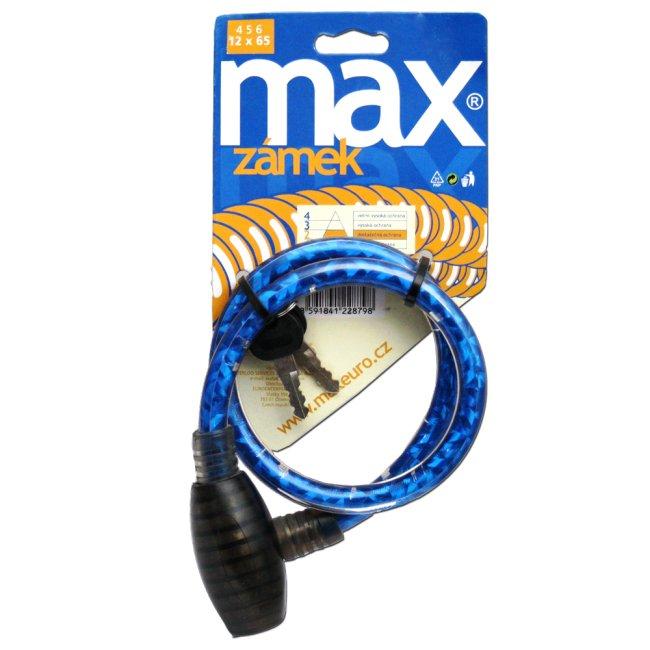 Max 4561 Zámek na kolo 12 x 650 mm