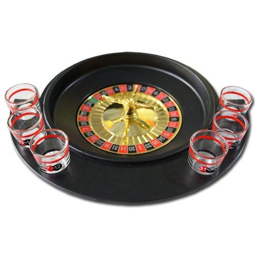 Alkoholová ruleta hra
