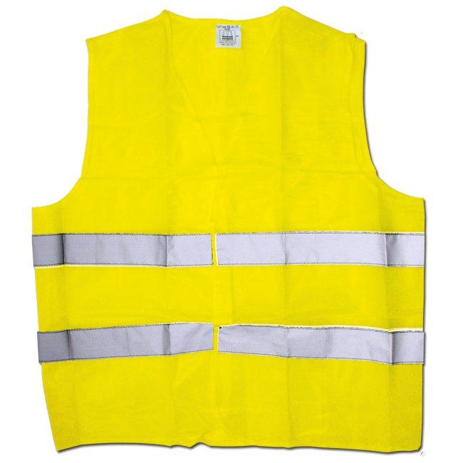 Max RFZ01 Reflexní vesta výstražná žlutá velikost XL