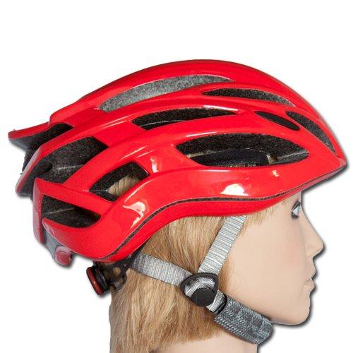 Cyklistická helma Red Sprint
