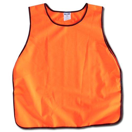 Rozlišovací vesta - triko XL barva oranžová