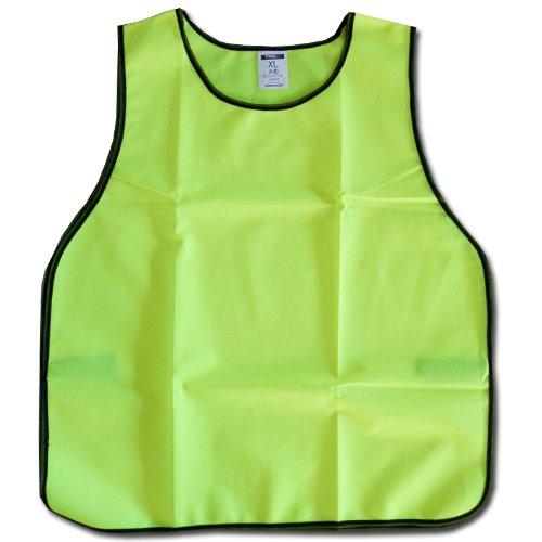 Rozlišovací vesta - triko XL barva žlutá