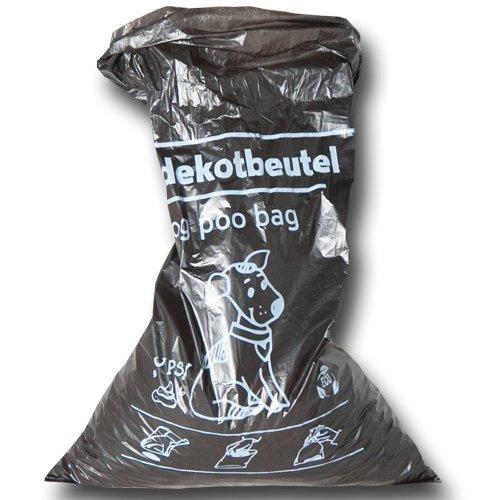 Maxpack 55010 Sáčky na psí exkrementy HDPE 100ks Deutschland Standart