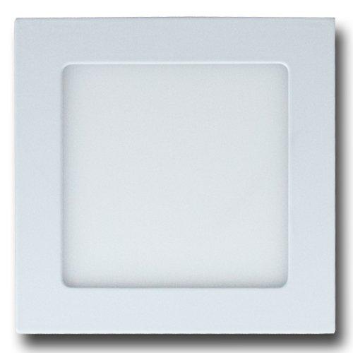 LED světlo 9W stropní 145x145mm 4000K