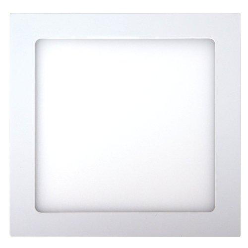 LED světlo 18W stropní 225x225mm 3000K
