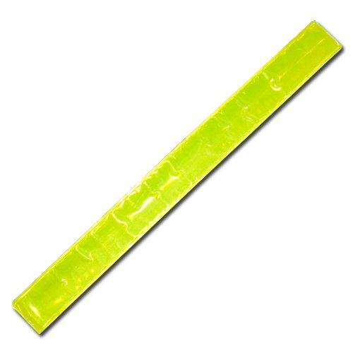 Pásek reflexní bezpečnostní 3x40cm žlutý