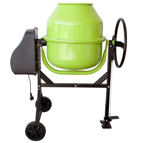 MAX 74037 Stavební míchačka 120 L zelená